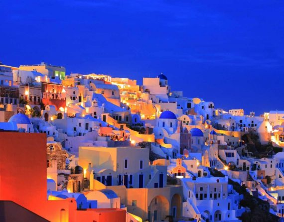 Santorini 4 Days 3 Nights Youth Experience