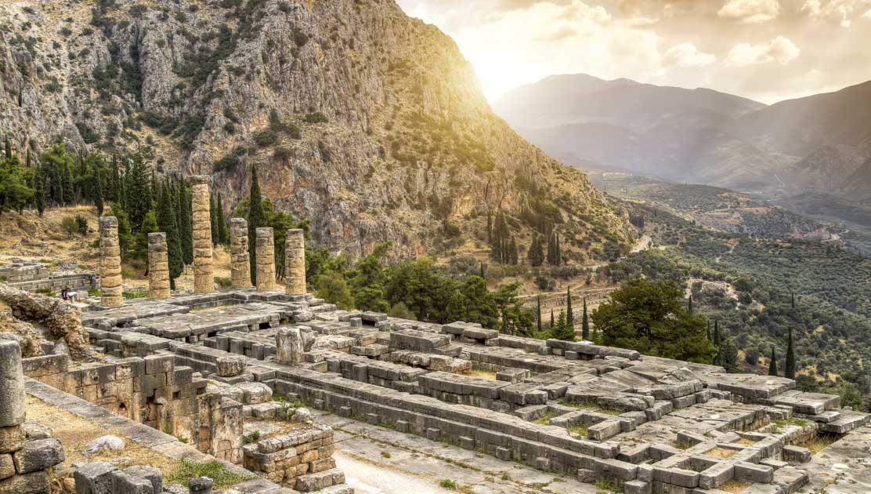 Top 9 reasons to visit Delphi  - Argonaut Travel